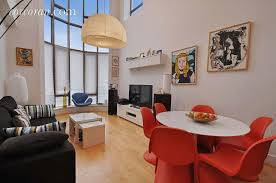 brooklyn condo with glass walled living room asks 1 465 million