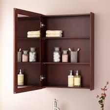 bathroom recessed mirror cabinet with white recessed medicine