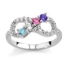 s infinity ring s jewelry