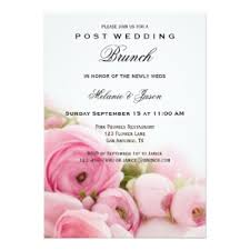 after wedding brunch invitation wording wedding reception only and after wedding invitations by vis