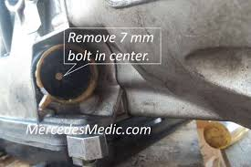 mercedes a class automatic gearbox fault diy mercedes transmission connector adapter o rings