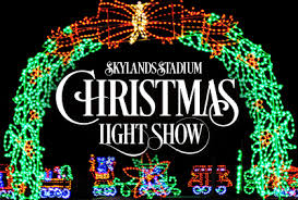 christmas light show packages dazzling christmas light show and village returns for 2016 17