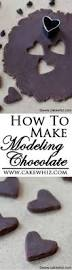 recipe for modeling chocolate modeling chocolate recipes