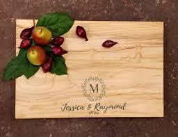 wedding cutting board personalized cutting board personalized cheese board wedding