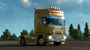 mclaren truck euro truck simulator 2 mighty griffin tuning pack on steam