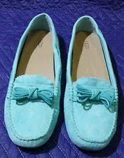 ugg meena sale ugg australia moccasins suede s slippers us size 10 ebay