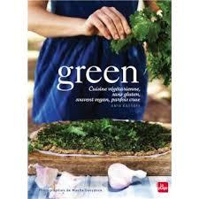 livre de cuisine sans gluten green cuisine végétarienne vegan sans gluten ou crue broché