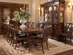 Fine Dining Room Furniture by Fine Furniture Design Double Pedestal Dining Table 1110
