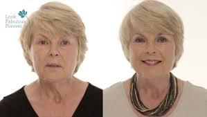 makeup for older women face makeup for a fresh and youthful look