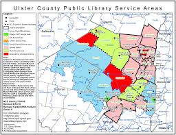 County Map Of New York State by Ulster County Find Your Public Library In New York State Library