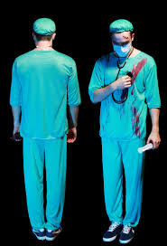 gallery for u003e male nurse costume