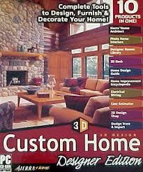 custom home designer amazon com 3d design custom home designer edition