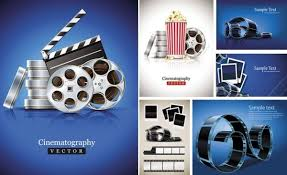free movie clip art free vector download 213 011 free vector for