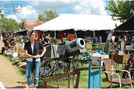 where we hunt round top warrenton antiques week