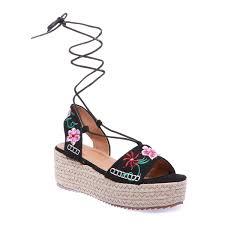 sandales et nu pieds femme pas cher la modeuse la modeuse