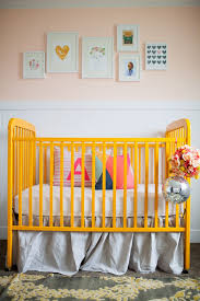 What Is A Convertible Baby Crib by Best 25 Painted Cribs Ideas On Pinterest Crib Makeover Painted