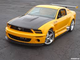 2005 Black Mustang Gt Street Racing Cars Ford Mustang Gt R Concept 2005 Auto Tuning