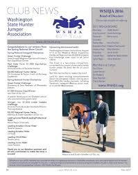 the competitive equestrian may j simplebooklet com