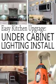 best kitchen cabinet lighting best cabinet lighting options craving some creativity