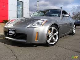 nissan 350z yellow color 2005 silverstone metallic nissan 350z anniversary edition coupe