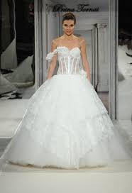 panina wedding dresses daring and pnina tornai wedding dresses 2014 modwedding