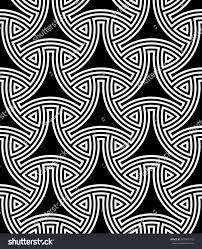 japanese ornament seamless surface pattern design traditional japanese stock vector