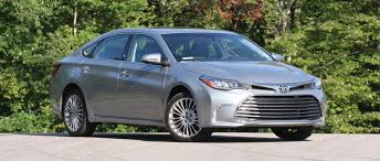 toyota avalon revised 2016 toyota avalon smoothens the ride consumer reports