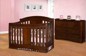 Davinci Emily Mini Crib Espresso by Table Davinci Emily 4 In 1 Convertible Baby Crib In Espresso W