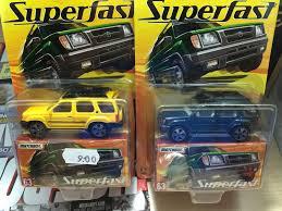nissan xterra 2015 green the last golden age of matchbox 2005 2006 superfast nissan xterra