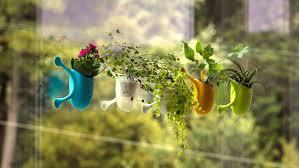 Portable Vertical Garden Grow With Livi Modern Planter For Your Walls U0026 Windows