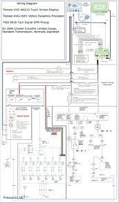 pioneer avh p4900dvd wiring diagram pioneer wiring diagrams