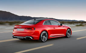 audi rs5 coupe the clarkson review 2017 audi rs 5 coupé