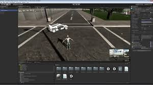unity effects tutorial cinematic composition unity engine tutorial