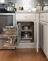 kitchen storage ideas for the chef extraordinaire martha stewart perfectly organized pots