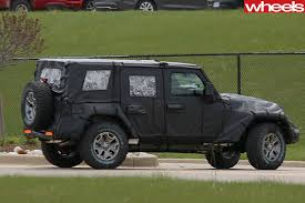 2020 jeep wrangler everything we know about the 2018 jeep wrangler wheels