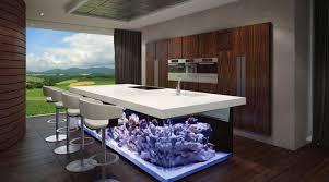 geant cuisine un aquarium géant dans votre cuisine