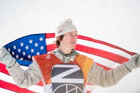 Flag With Four Red Stars Why Red Gerard Might Not Want To Be The Next Shaun White Wsj