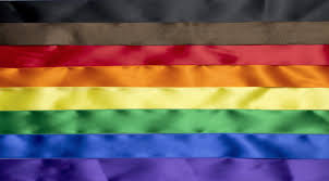 Flag With 2 Red Stripes And 1 White Philadelphia Pride Flag Opposition Is A Sign Of Racism In The