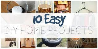 easy diy projects for home 10 easy diy projects for your home blindster blog