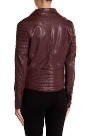 cloth moto jacket blanknyc denim faux leather frankenstorm moto jacket nordstrom
