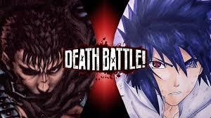 sasuke vs sasuke vs guts battle fanon wiki fandom powered by wikia