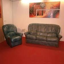 ensemble canape cuir canape plus fauteuil ensemble salon cuir bleu canapac 3 places 2