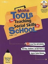 more tools for teaching social skills in 35 lesson plans