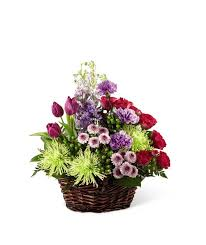 fds flowers the ftd truly loved basket in mt pleasant mi 3 wishes floral