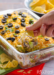 healthy 7 layer dip ifoodreal healthy family recipes