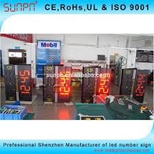 electronic led portable basketball scoreboard electronic led
