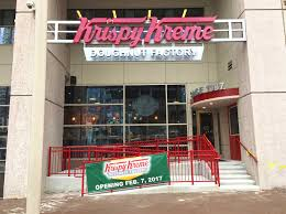 krispy kreme sets opening date for downtown jersey city location