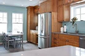 innovative blue and brown kitchen curtains ideas with blue and