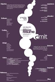 Example Graphic Design Resume 66 best resume cv images on pinterest infographic resume
