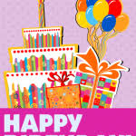 happy birthday card for 3 year old fugs info